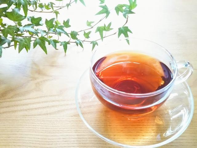 紅茶のティーバッグのロングセラー商品自体のPR