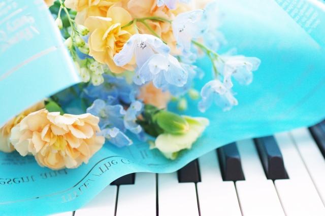 高級ピアノのイベント